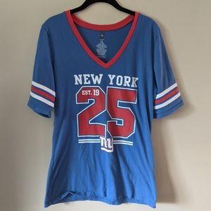NFL New York Giants tshirt